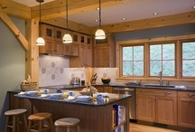 Kitchen / Cabinets, sinks, etc. / by Pam Dudley