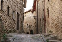 Pueblos de encanto e historia