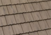 TAPERED SLATE Concrete Roof Tiles / Tapered Slate tile features a beautiful smooth texture, beveled sides and an aggressive chamfered edge treatment that highlights the inherent beauty of traditional slate.