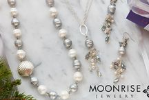 Necklaces / Handcrafted Moonrise Jewelry Necklaces - Cape Charles, VA