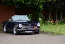 Triumph TR6 / Dedicated to the 'He Man' of sports cars