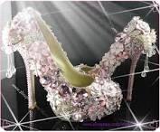 Cristal shoes
