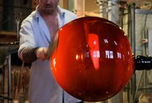 SkLO : Production / From concept to design: Glassblowing in the Czech Republic