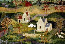 Folk Art Now and Then