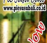 Pie susu dhian / menjual pie susu dhian enak khas bali di jamin halal dan free ongkir