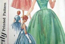 Arts/Crafts: Sewing Patterns / by Gail Hoffman