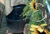 Country & Western Rustic Wedding