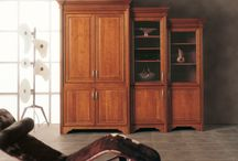 Glass Cabinet Displays / Show off your collections with glass cabinetry.