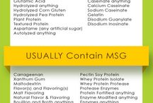 Non GMO and MSG Mommy