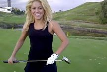 Celebrity Golfers / Celebrity golfers you may, or may not already know to hit the links!