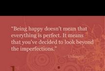 inspirational quotes  / by Jacqueline Arbizu