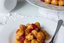 Рецепты: сладости