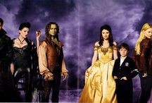 Once upon a Time and spin offs