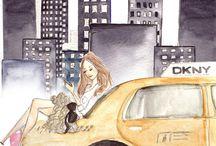 ♥♥ Manhattan Socialite ♥♥  / by Dawn ~ Aurora ~ Dressmesweetiedarling