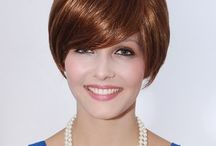 SYNTHETIC PIXIE HAIR WIGS / Uniwigs provides high quality Kanekalon synthetic pixie hair wigs which feature lightweight design, multi-color tones technology and exquisite craftsmanship to give you incredible color, quality, texture and flexibility.http://www.uniwigs.com/tag/pixie-wigs / by Uniwigs