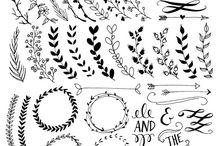 Drawings&lettering