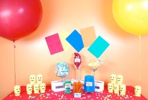 LEGO Candy Buffet / by Candy Galaxy