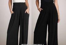Παντελόνες-Φορέματα