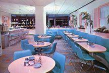 70s cafe midcentury