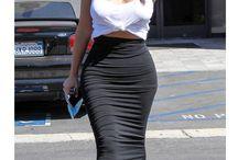 Kim Kardashian West - My Style! / My Style / by Wanda Zimny