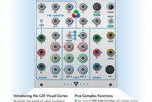 tech | modular synths/eurorack / by Oyvind Solstad