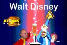 DJ SHOO - SPECIAL WALT DISNEY / Le SHoo vous invite à son spécial Walt Disney ce vendredi sur Atomik Radio Minuit (18h00 Québec) www.atomik-radio.fr