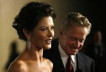Catherine Zeta-Jones / Mariée à Michael Douglas Deux enfants: Dylan et Carys