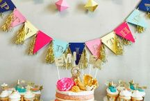 Fête / Bright and Bold ideas for throwing that bash!