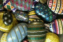 PAINTED ROCKS / by Alice Morse