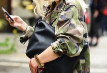 Brigada Fashion / Militar
