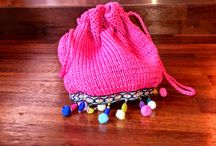 Knitted Bags Purses