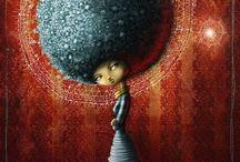 Black Art / by Tracy Canada