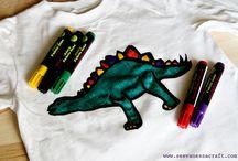 T shirts - coloring