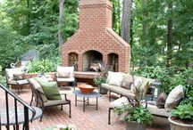 Fire pits and places / by Kevin Mara