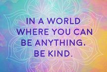 Live Wise, Be Kind