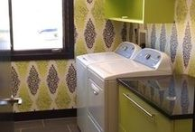 Laundry room / by Jessica Hinckley