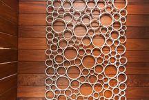 PVC PIPES / Ideas con tubos de PVC