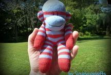 Sock Monkey Adventures