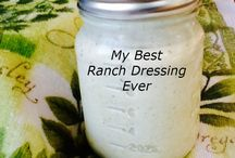 THM salad dressings / by Bethany Reed-Horsman