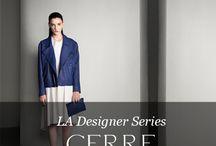 LA DESIGNER SERIES - CERRE