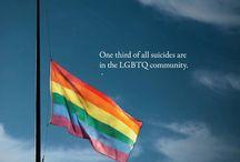 LGBTQ  / by Kayla Tice