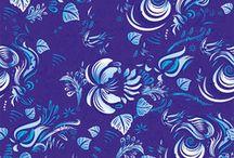 botanic texture