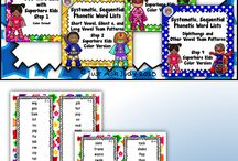 Second Grade Literacy Resources / Literacy resources and ideas for second-grade- phonics, sight words, comprehension, word study, writing, and spelling