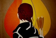 Katniss + Peeta (Hunger Games)