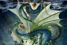 Dragon / by Judy Oler