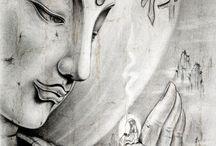 Buddha tattiser