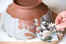 Disegni per ceramica