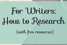Writer Resources