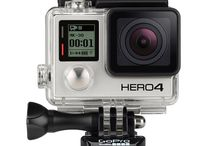 GoPro Equipments / I love travelling using GoPro...