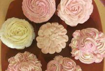 Moje cupcakes